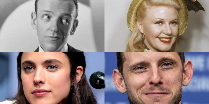 Jamie Bell e Margaret Qualley nel biopic di Fred Astaire e Ginger Rogers