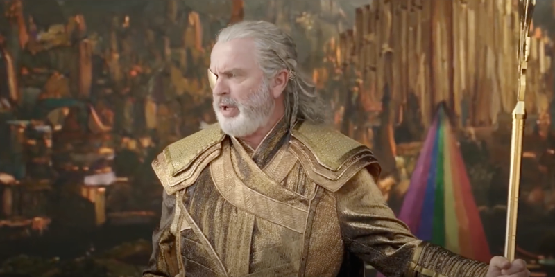 In Thor: Love and Thunder rivedremo anche Sam Neill?