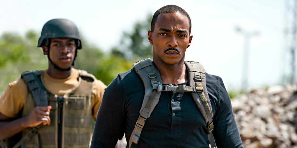 Outside the Wire: la recensione dell'action Netflix con Anthony Mackie