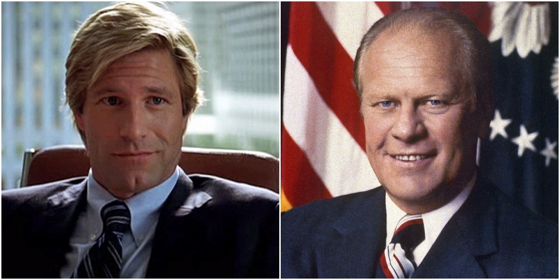 The First Lady: Aaron Eckhart sarà Gerald Ford nella serie Showtime