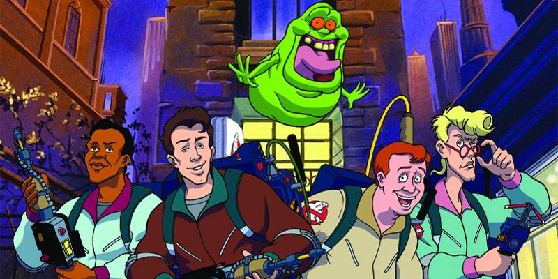 The Real Ghostbusters ed Extreme Ghostbusters arrivano su Youtube