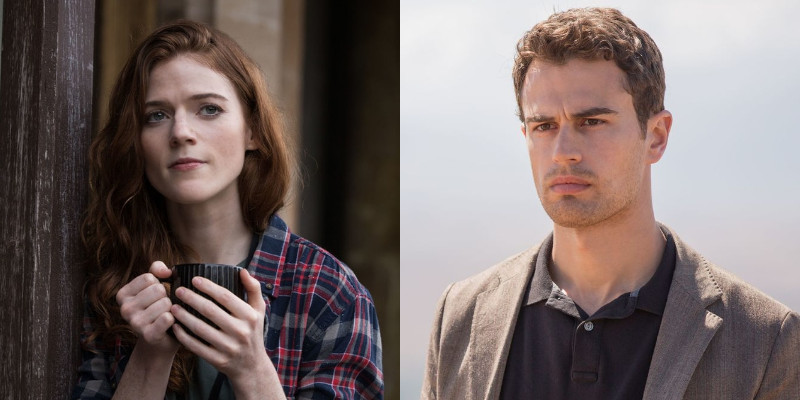 The Time Traveler's Wife: Rose Leslie e Theo James nella serie HBO