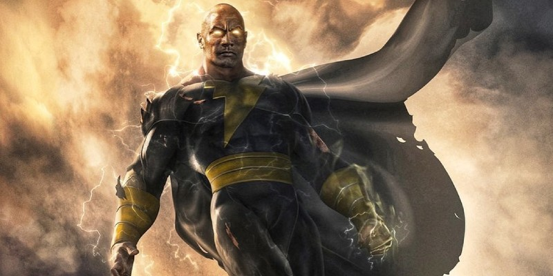 Black Adam – Dwayne Johnson ci mostra lo script con una citazione di Johnny Cash