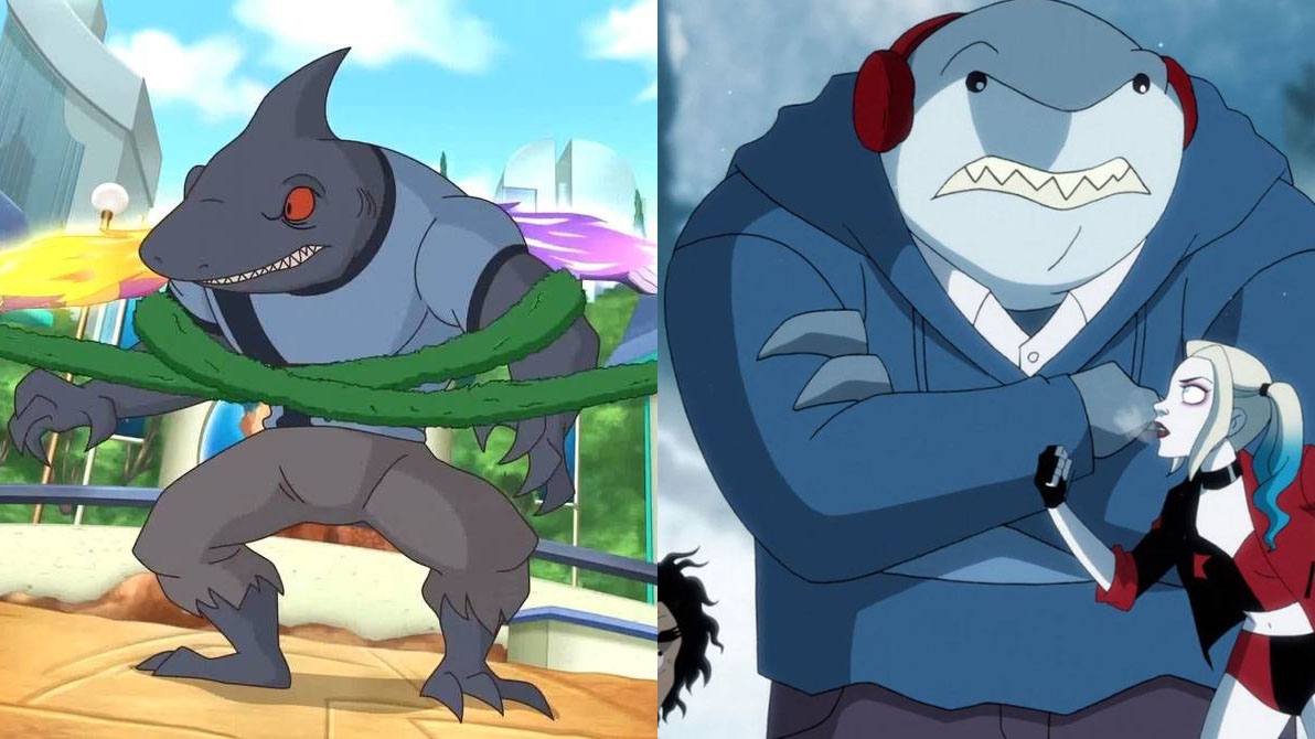 king Shark storia the Suicide Squad Re Squalo