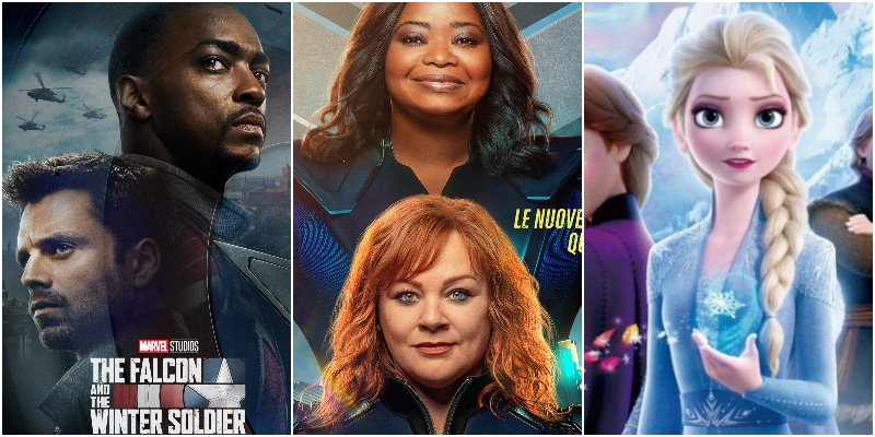 Top Streaming: da Falcon & Winter Soldier a Thunder Force, le serie tv e i film più visti negli ultimi giorni