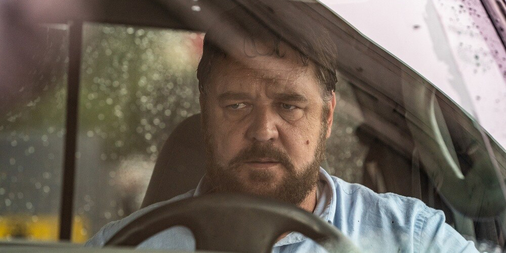 Russell Crowe protagonista del thriller Poker Face