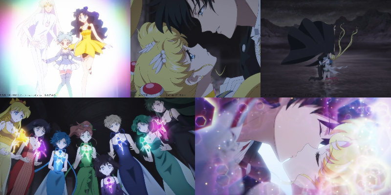Sailor Moon Eternal: Il video musicale dell'insert song 'Moon Effect'
