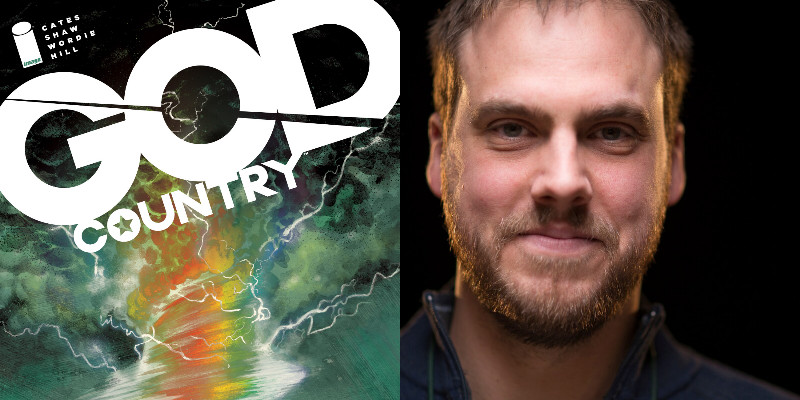 Il regista Jim Mickle da Sweet Tooth a God Country