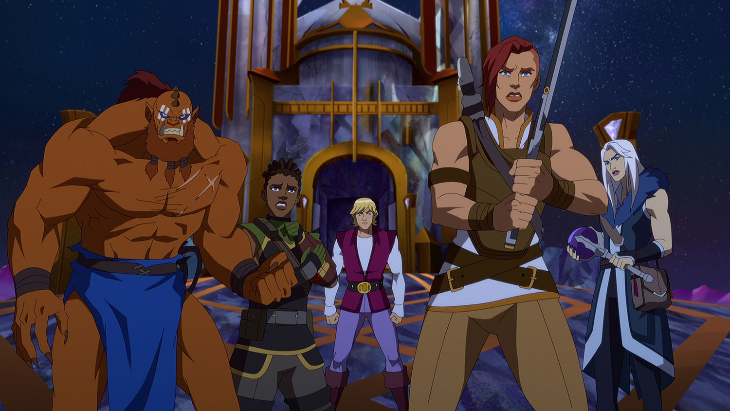 Masters of the Universe Revelation recensione