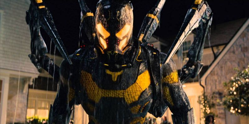 Corey Stoll (Calabrone) tornerà in Ant-Man and The Wasp: Quantumania