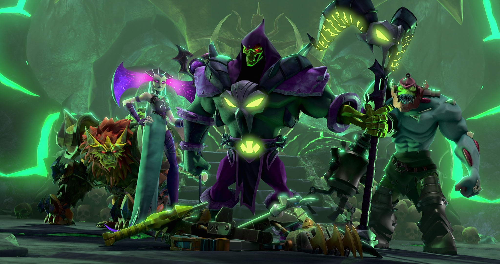 He-Man and the Masters of the Universe 2021 recensione