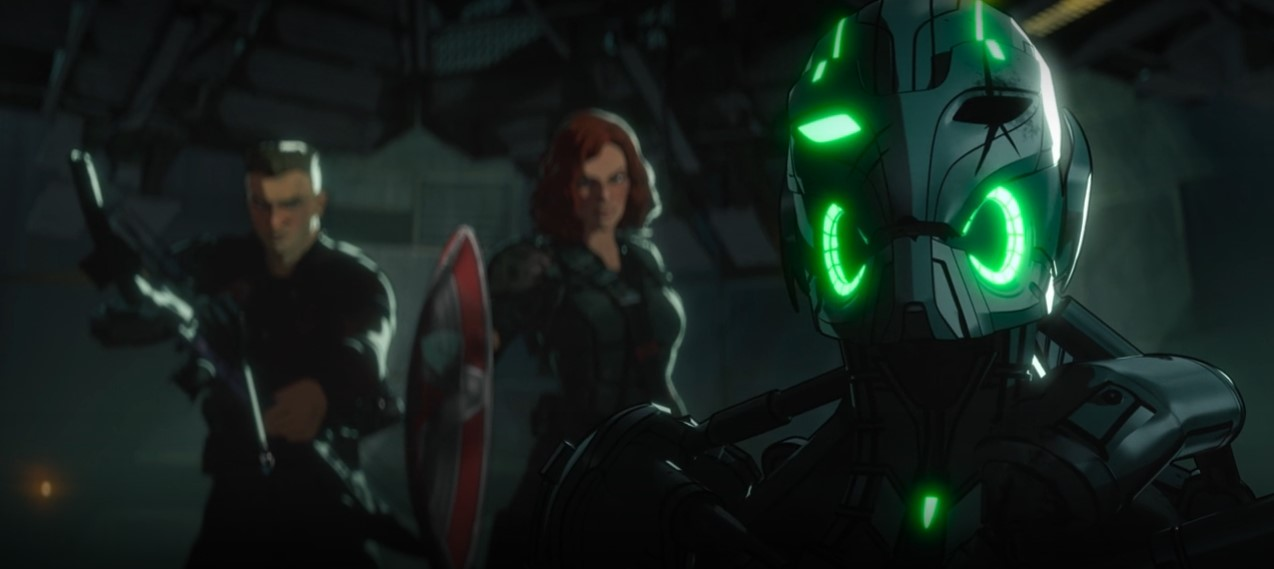 What If 8 Ultron