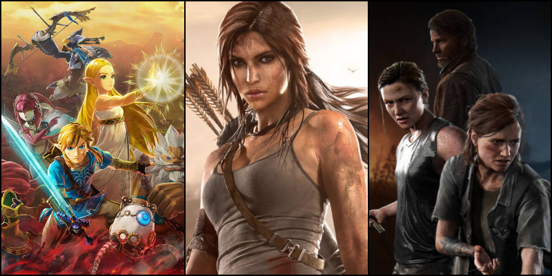 Videogame News: Nintendo Direct, The Last of Us Multiplayer, Tomb Raider 4