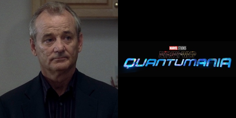 Bill Murray nel cast di Ant-Man and the Wasp: Quantumania?